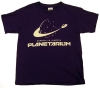 Planetarium Glow in the Dark Tee by New Agenda