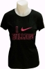 I Swoosh Bulldogs Performance Tee by Nike