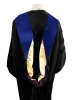 Doctorate Hood: Ph. D. / Royal Blue