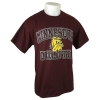 Minnesota Duluth Bulldog Head Tee by Champion