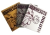 Minnesota Duluth Bulldog Head Binder