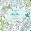 Color Me Mindful Birds Coloring Book by Anastasia Catris