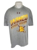 Earned Never Given Bulldog Hockey Sticks Tee by Under Armour