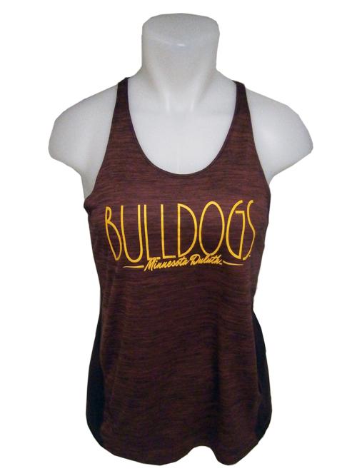 Women's Bulldogs Minnesota Duluth Tank Top by Champion