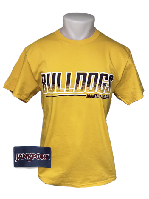 Bulldogs Minnesota Duluth Tee by JanSport