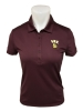 Women's UMD Bulldog Head Polo by Nike
