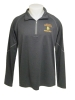 UMD Bulldog Head Hockey 1/4 Zip Top by Under Armour