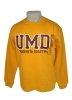UMD Bulldogs Bulldog Head Crew by Gear