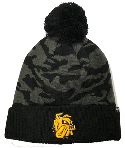 Limited Edition Bulldogs OHT Knit Hat by 47 Brand