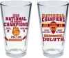 NCAA 2018 Hockey Championship Glass by RFSJ