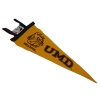Image for Bulldog Head UMD Gold 6x15 Pennant