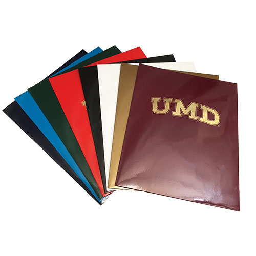 Image For 2-Pocket UMD Folder