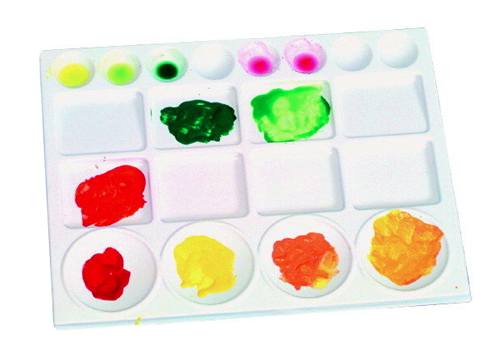Image For 20 Well Paint Palette by Jack Richeson