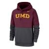 Cover Image for *UMD Club Fleece Hood by Nike
