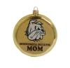 Image for Minnesota Duluth Bulldog Head Mom Ornament