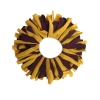 Cover Image for Maroon and Gold Bow Clip by Pomchies