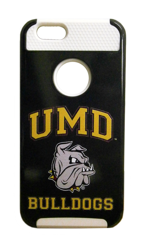 Image For UMD Bulldogs iPhone 6/6S Phone Case