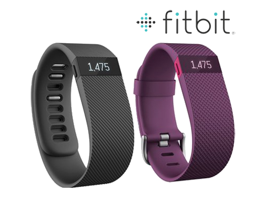 Image For Fitbit Charge HR Wireless Activity Tracker