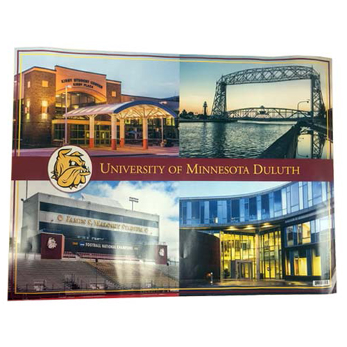 Image For University of Minnesota Duluth Poster by Photographx
