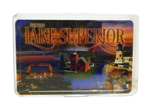 Image For Lake Superior Playing Cards