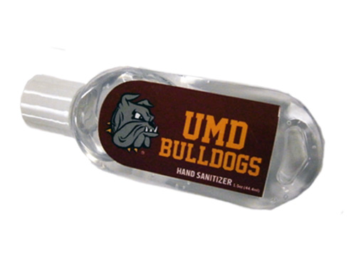 Image For UMD Bulldogs Hand Sanitizer