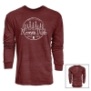 Cover Image for UMD Trees Long Sleeve Tee by Blue 84