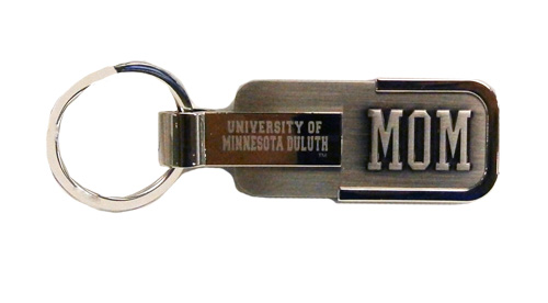 Image For UMD Mom Keychain