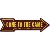 Cover Image for Bulldogs Gameday Door Hanger Sign