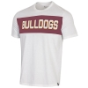 Cover Image for Bulldog Head TriBlend Tee by Under Armour
