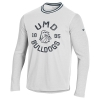Cover Image for Bulldog Head UMD Contrast Long Sleeve Tee by Under Armour