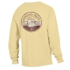 Cover Image for Minnesota Duluth Bulldogs Garment Wash Long Sleeve Tee
