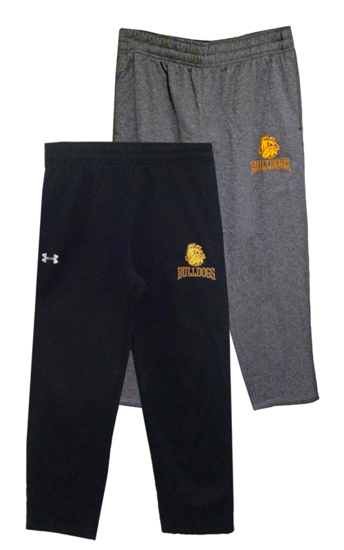 Image For Bulldogs Bulldog Head Sweatpants by Under Armour
