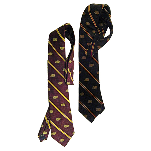Image For Men's UMD Logo Tie by Global Neckwear