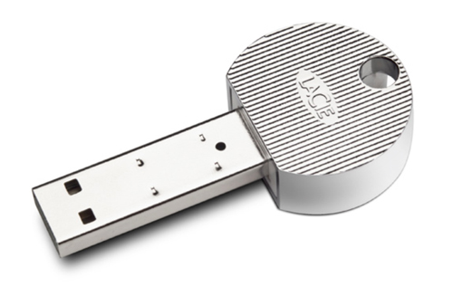 Image For Lacie PassKey Micro USB Card Reader