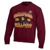 Image for NCAA 2018 Hockey Championship Bulldogs Sweatshirt by Gear