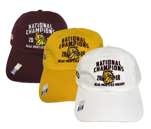 Image For NCAA 2018 Hockey Championship Cap by Ahead