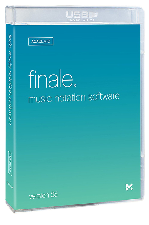 Image For Finale Music Notation Software for Students and Teachers