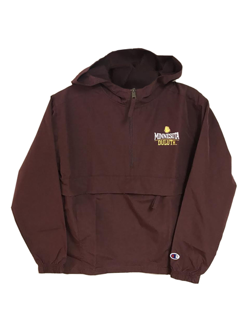 Image For Youth Minnesota Duluth Wind Jacket by Champion
