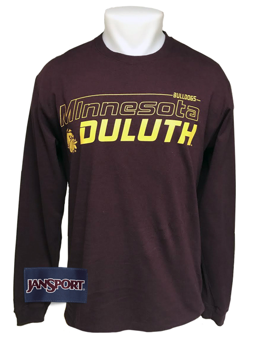 Image For Bulldogs Minnesota Duluth Long Sleeve by JanSport