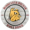 Cover Image for Gone to the Game UMD Bulldogs Arrow Sign by Legacy