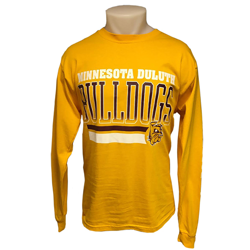 Image For Minnesota Duluth Bulldogs Long Sleeve by Gear