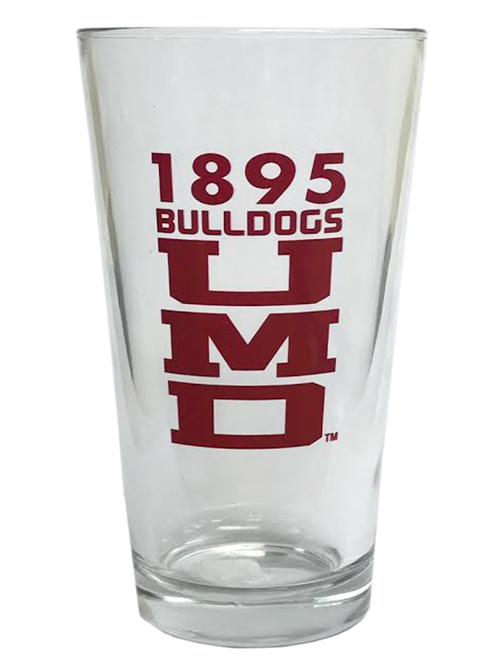 Image For 1895 UMD Bulldogs Glass
