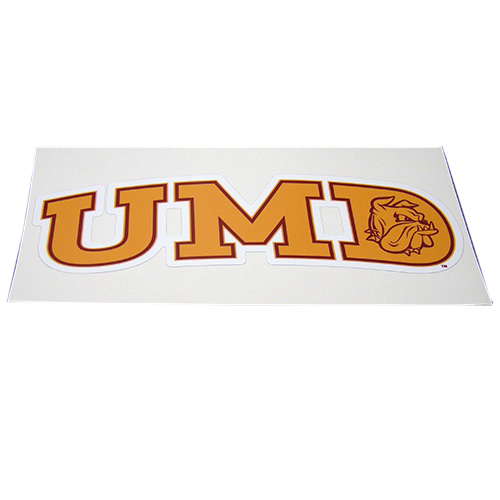 "Image For 11.5"" UMD Dizzlers XL Decal by SDS"