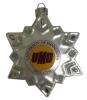 Image for University of Minnesota Duluth UMD Snowflake Ornament *