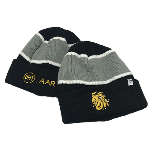 Cover Image For Limited Edition Bulldogs OHT Knit Hat by 47 Brand