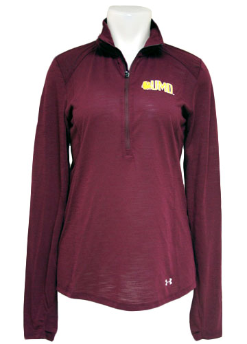 Image For Women's UMD 1/4 Zip Top by Under Armour