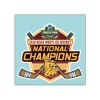 Image for NCAA 2018 Hockey Championship 4x4 Decal by WinCraft