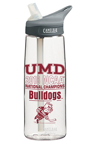 Image For NCAA 2018 Hockey Championship Camelbak Water Bottle