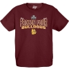 Image for Youth Bulldogs Frozen Four 2018 Tee by Blue 84