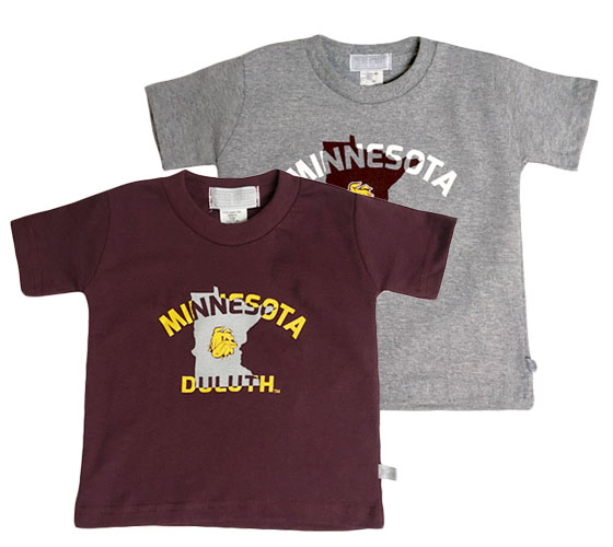 1707af262 Image For Infant/Toddler Minnesota Duluth Tee by Third Street